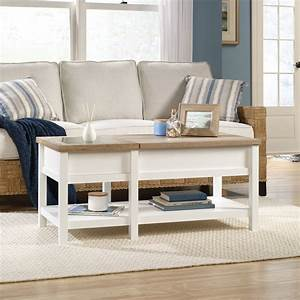 Sauder, Cottage, Road, Lift, Top, Coffee, Table, 421463