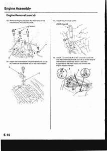2009 Honda Cr V Engine Diagram