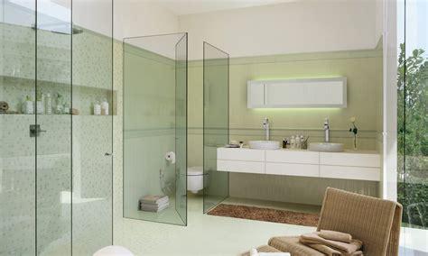 photo verre et visuels salle de bains d 233 co photo deco fr