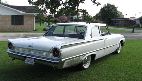 All American Classic Cars: 1961 Ford Galaxie 2-Door Club Sedan