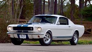 1965 Ford Shelby GT350 among rare muscle headed to Mecum Indianapolis auction
