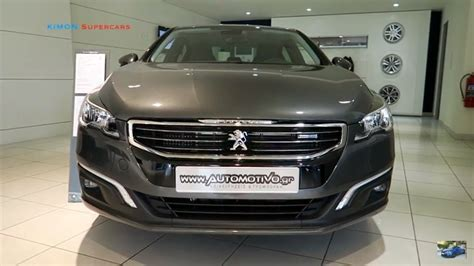 Peugeot Watches Wiki by New 2017 Peugeot 508 Exterior And Interior