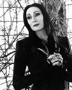 Morticia Addams | THE CHARACTERS | Pinterest