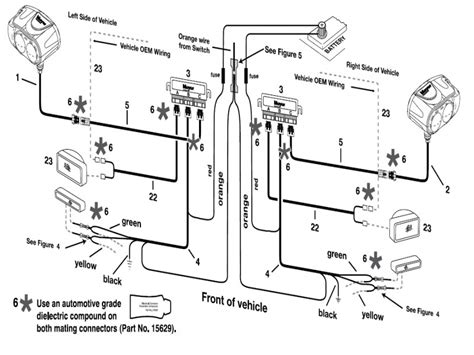 Plow Light Wiring Diagram by Western Plow Wiring Schematic Gm Wiring Forums