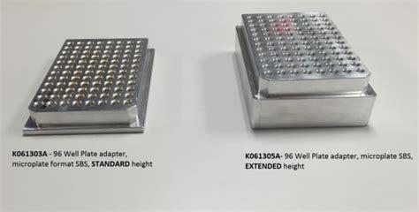 microplate adapter sbs konnis