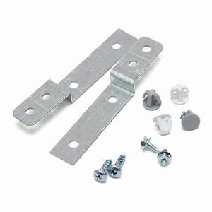 Frigidaire Dwbrackit1 Dishwasher Side Mounting Bracket Kit