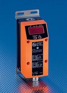 Ifm, U0026, 39, S, Sq, Series, Volumetric, Flow, Meter