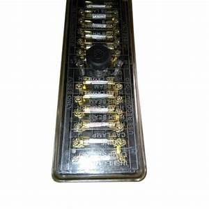 30 A Tube Type Fuse Box Tata 407 Pole 12  Rs 130   Piece