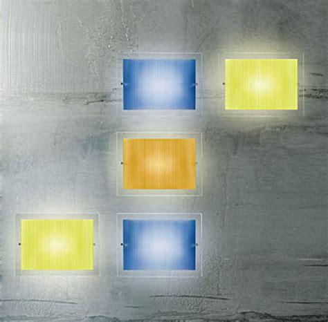 Team Italia Illuminazione Team Italia Minimal 140 7 Appliques Lada Da Parete