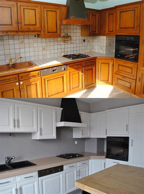 renover cuisine bois decoration cuisine rustique