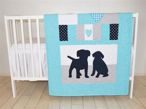 Puppy Blanket Dog Nursery Quilt Baby Boy Quilt Boy Crib Boye Loom Knitting Baby Blanket Patterns How To Make A Fort With String Easy Crochet Tutorial Yoga Blankets Nz Full Electric Handmade Knitted Pigs And Tesco