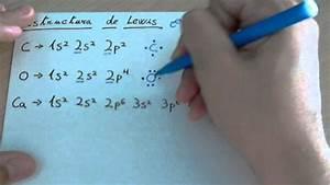 Estructura  Diagrama De Lewis