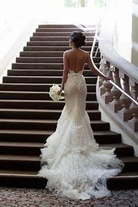 Low Back Wedding Dresses Pinterest 1000 Images About Low Back ...