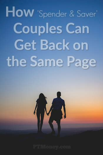 spender  saver couples      page pt money