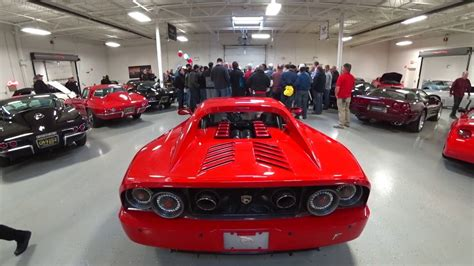 The Lingenfelter Collection Spring Open House 2017 - YouTube