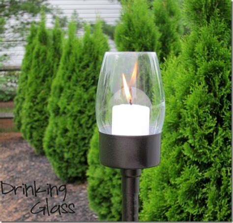 extremely cool diy outdoor candle lanterns shelterness