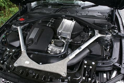 Spyshots 2014 Bmw M3 Engine Revealed Autoevolution