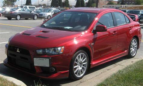 Mitsubishi Lancer Evo 2008 by What S The Best Looking Car Made The Neobahn Neowin