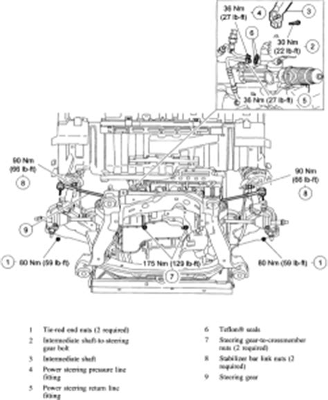 repair guides power rack pinion steering gear
