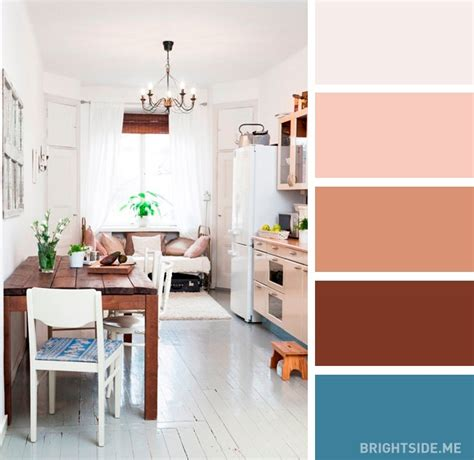20 color combinations to brighten up your kitchen