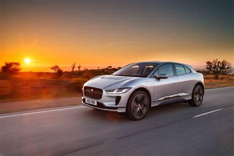 Jaguar I-Pace : 2019   Cartype