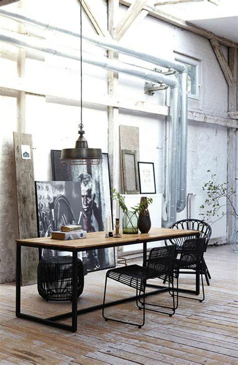 bureau type industriel idées de décoration d 39 un bureau style industriel archzine fr