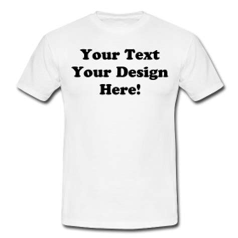Design Your Own Tshirt  Create Custom Tshirts Spreadshirt