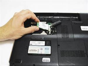 Hp Dv5-1125nr Wlan Card Replacement