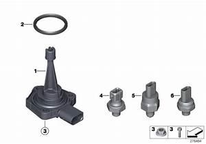 Bmw 335i Oil Pressure Sensor  System  Gts  Filter - 12617592532