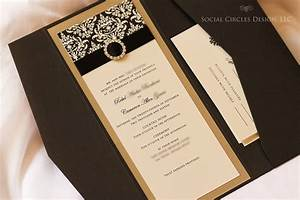 black and gold wedding invitation invitation card designs With black and gold wedding invitations uk