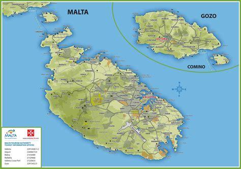 malta road map