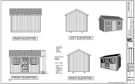 shed plans 20130527