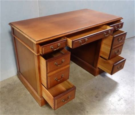 vintage sligh lowry 7 drawer desk ebay