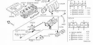 Nissan Axxess Washer Plain  Intake  Exhaust  Engine
