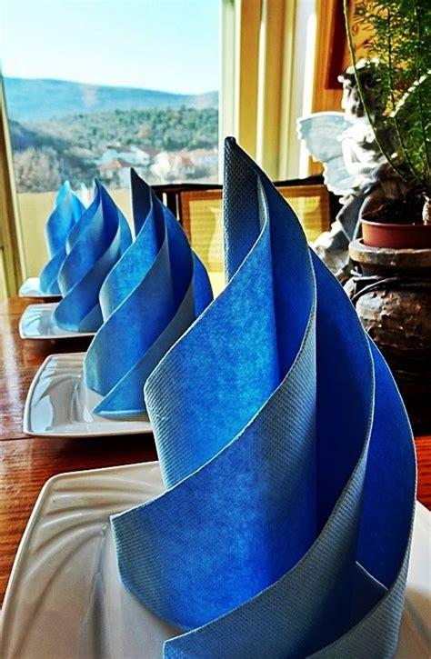 fold napkins beach theme wedding google search