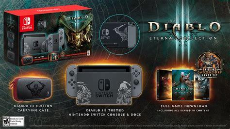 diablo iii eternal collection switch bundle revealed
