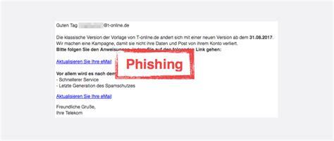 si鑒e t phishing e mail quot ihre mailbox wurde gesperrt