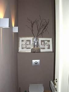 Idee Deco Wc : idee peinture wc bq71 jornalagora ~ Preciouscoupons.com Idées de Décoration