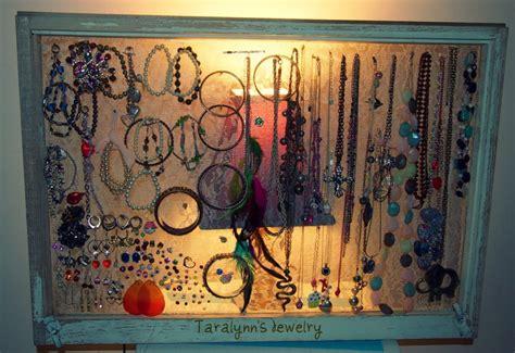 diywindow pane jewelry organizer simply taralynn