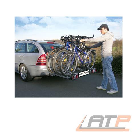 eufab bike four eufab bike four iv fahrradtr 196 ger hecktr 196 ger anh 196 ngekupplung ahk 4 r 196 der 31873979 ebay