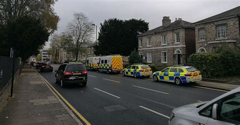 Chelmsford Business Unit Surrounded By Police Cars In