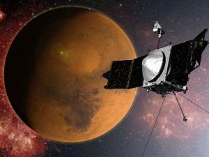 NASA's Maven spacecraft will help answer some key ...