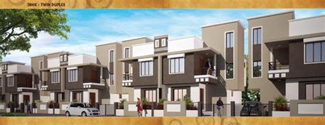 3bhk Twin Duplex & 2bhk Row House Duplex Service Provider