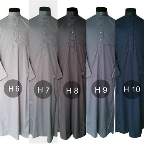 jual jubah ori saudi merk haramain di lapak toko ummi