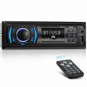 Boss Audio 616uab Single Din  Bluetooth  Mp3  Usb  Sd Am  Fm