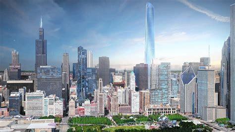 plan calls  replacing thompson center   tower