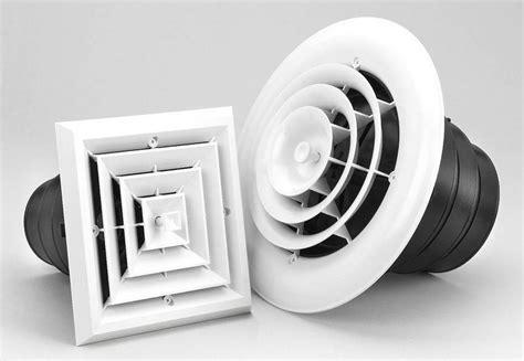 drop ceiling diffuser