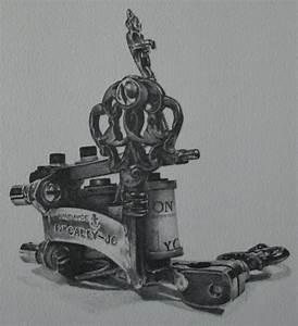 Kevin Anderson Tattoo Machine