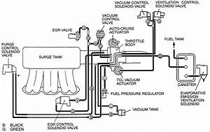 31 2003 Ford Taurus Vacuum Line Diagram