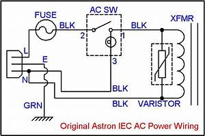 Adding An Inrush Current Reducer To An Astron Linear Power